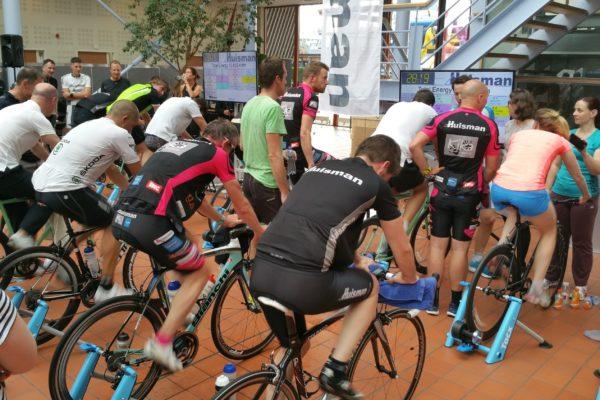 Sponsor ons of fiets mee met C4C!