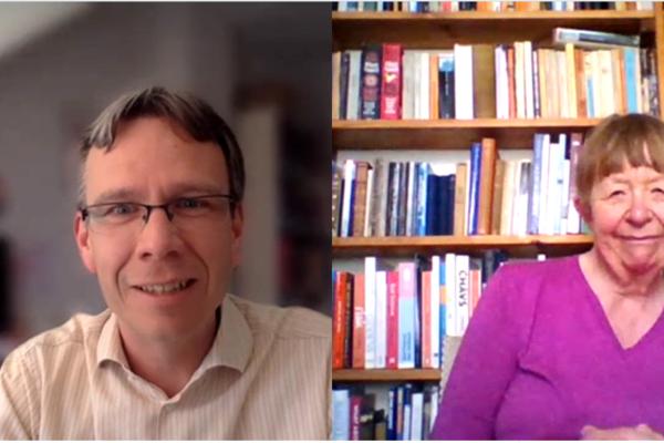 Rosemary Randall over corona, klimaatacties en de kern van KlimaatGesprekken