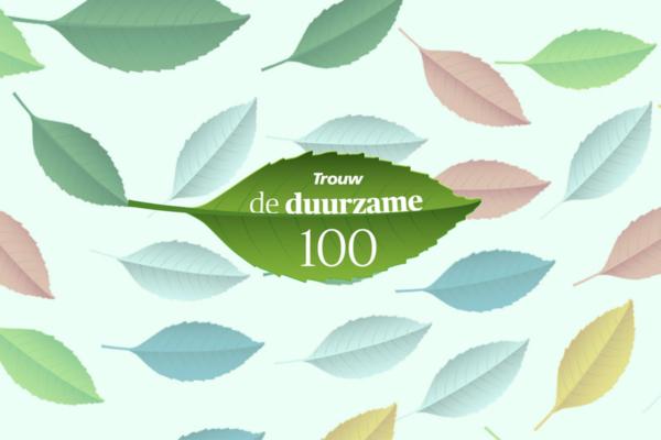 KlimaatGesprekken opnieuw in de Duurzame 100 van Trouw